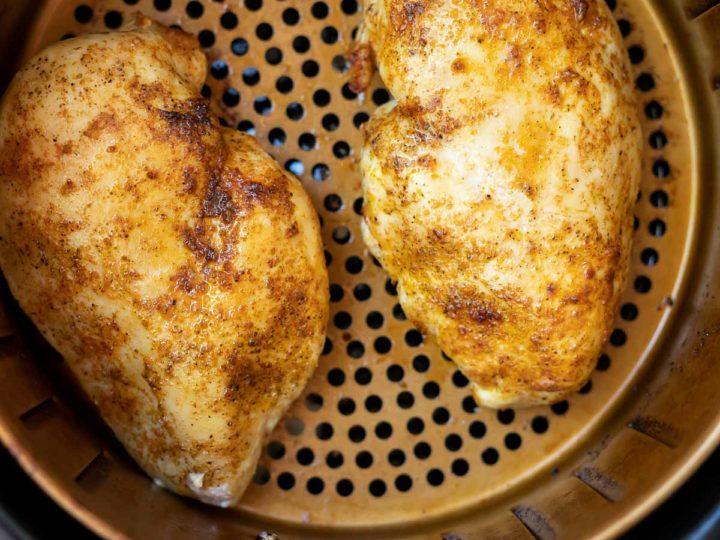 Air Fryer Chicken Breast The Best Tasty Air Fryer Recipes
