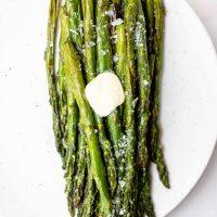 Air Fryer Asparagus Recipe