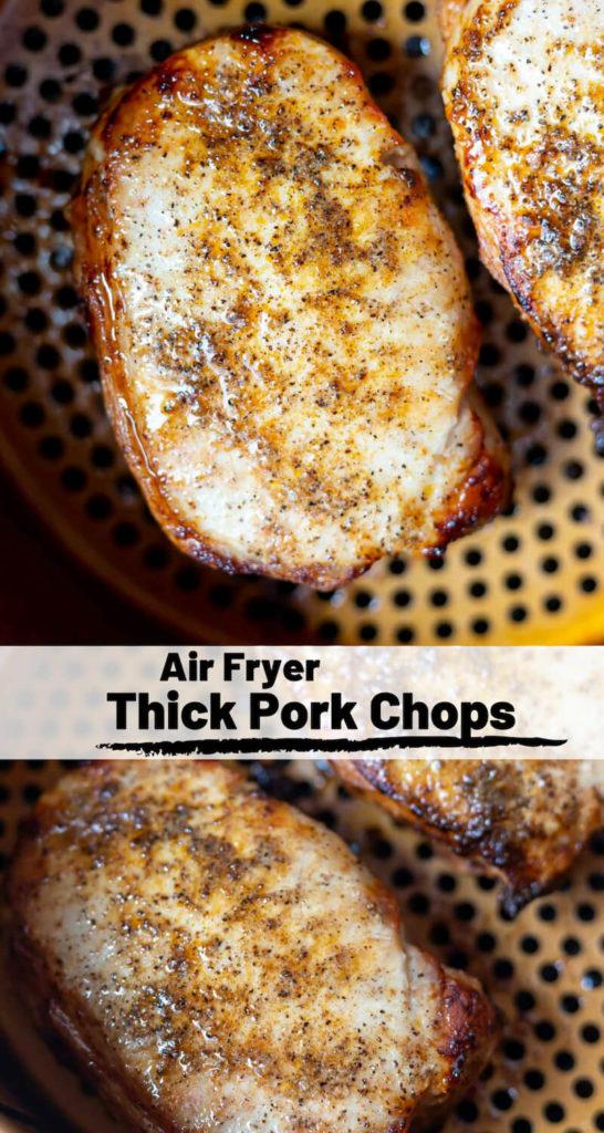 Keto Air Fryer Recipes Pork Chops