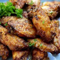 Air Fryer Paprika Chicken Wings Recipe